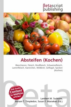 Absteifen (Kochen)