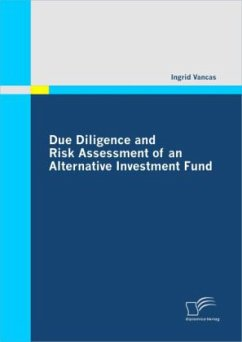 Due Diligence and Risk Assessment of an Alternative Investment Fund - Vancas, Ingrid
