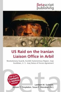 US Raid on the Iranian Liaison Office in Arbil
