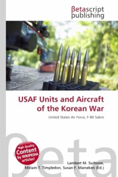 USAF Units and Aircraft of the Korean War