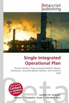 Single Integrated Operational Plan