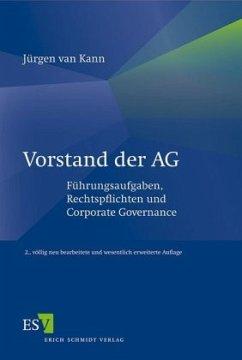 Vorstand der AG