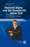 Heinrich Heine und die Kunstkritik seiner Zeit