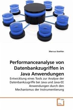 Performanceanalyse von Datenbankzugriffen in Java Anwendungen