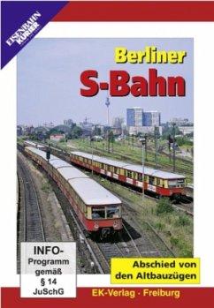 Berliner S-Bahn - Abschied von den Altbauzügen,...