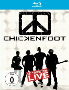 Live - Get Your Buzz On - Chickenfoot