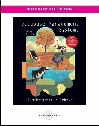 Database Management Systems - Ramakrishnan, Raghu; Gehrke, Johannes