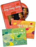 Sing Sang Song (2 Bücher und DVD)