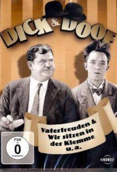 Laurel & Hardy - Vaterfreuden/Wir sitzen in der Klemme