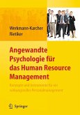 Angewandte Psychologie für das Human Resources Management