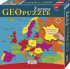 Geo Puzzle (Kinderpuzzle), Europa