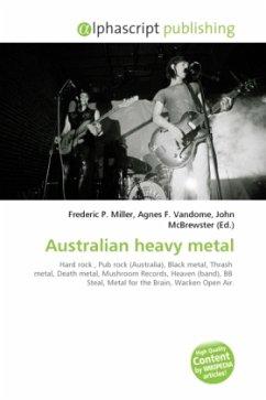 Australian heavy metal