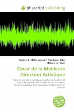 Oscar de la Meilleure Direction Artistique