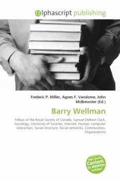 Barry Wellman
