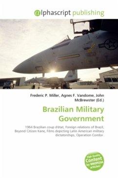 Brazilian Military Government