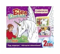 Elea Eluanda, 2er Box, Cornibum Blanquini, 2 Audio-CDs - Donnelly, Elfie