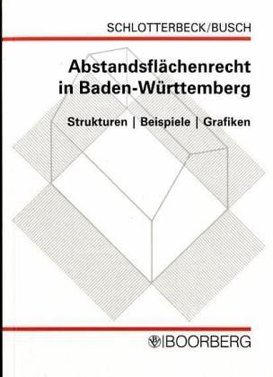 abstandsfl chenrecht in baden w rttemberg von karlheinz. Black Bedroom Furniture Sets. Home Design Ideas