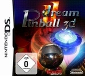Dream Pinball 3D II (Nintendo 3DS)