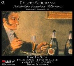 Klavierwerke & Kammermusik Vol.6 - Le Sage/Salque/Julien-Laferriere/Schneid