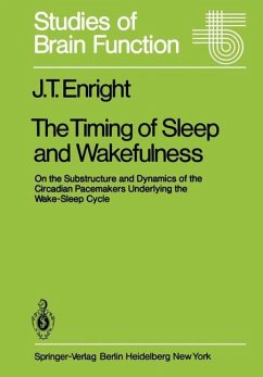 The Timing of Sleep and Wakefulness - Enright, J. T.