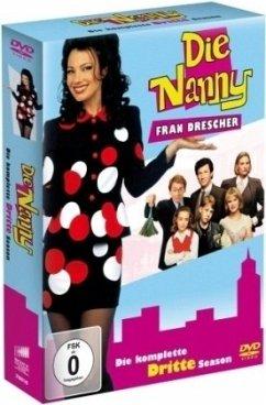 Die Nanny - Die komplette dritte Season (3 DVDs)