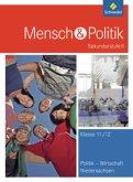 Mensch und Politik 11/12. Schülerband. Niedersachsen