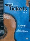 New Tickets, m. Audio-CD