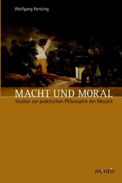 Macht und Moral - Kersting, Wolfgang
