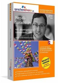 Nepali-Expresskurs, PC CD-ROM m. MP3-Audio-CD