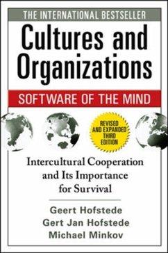 Cultures and Organizations: Software of the Mind, Third Edition - Hofstede, Geert; Hofstede, Gert Jan; Minkov, Michael