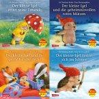 Maxi-Pixi-Serie Nr. 64: 4er Bundle: Neues vom kleinen Igel