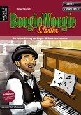 Boogie Woogie Starter, Klavier