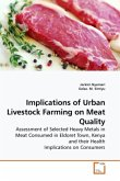 Implications of Urban Livestock Farming on Meat Quality