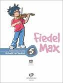 Fiedel-Max für Violine - Schule, m. 3 Audio-CDs