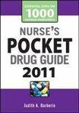 Nurse's Pocket Drug Guide 2011
