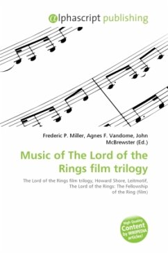 Music of The Lord of the Rings film trilogy