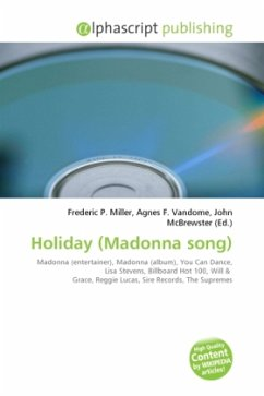 Holiday (Madonna song)