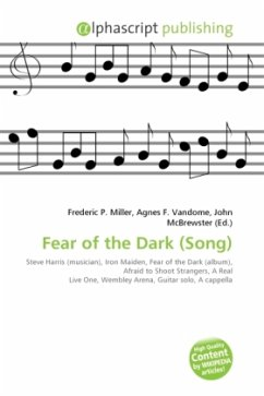 Fear of the Dark (Song)
