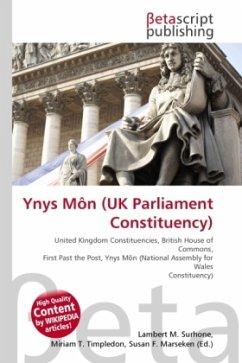 Ynys Môn (UK Parliament Constituency)