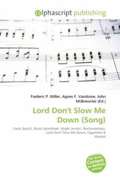 Lord Don't Slow Me Down (Song)
