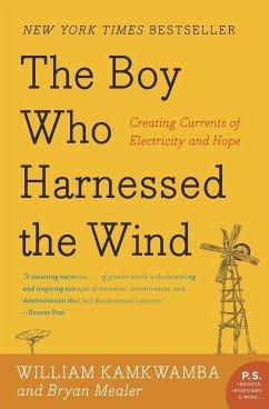 The Boy Who Harnessed the Wind - Kamkwamba, William