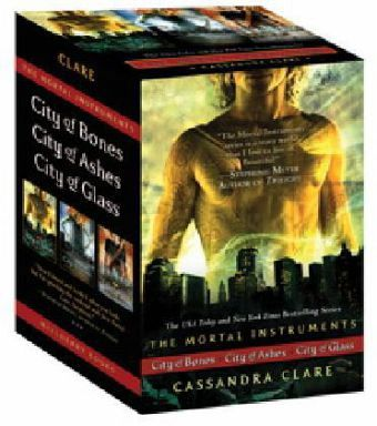 The Mortal Instruments Trilogy. Boxed Set - Clare, Cassandra