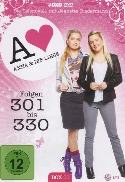 Anna Und Die Liebe Besetzung