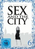 Sex and the City: Season 6 (The White Edition, 5 Discs)