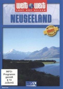 Neuseeland, der Süden, 1 DVD