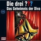 Das Geheimniss der Diva / Die drei Fragezeichen - Hörbuch Bd.139 (1 Audio-CD)