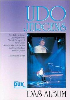 Udo Jürgens - Das Album, Gesang und Klavier