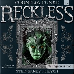 Steinernes Fleisch / Reckless Bd.1, 2 MP3-CDs (8 Audio-CDs) - Funke, Cornelia