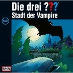 Stadt der Vampire / Die drei Fragezeichen - Hörbuch Bd.140 (1 Audio-CD)