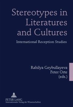 Stereotypes in Literatures and Cultures